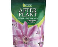 Gardening Extras - After plant Plant food with Mycorrhizal Fungi 1KG